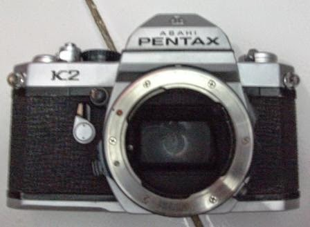 Pentax K2 body only