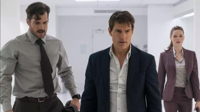 Tom Cruise Aktor Terhebat Saat Ini