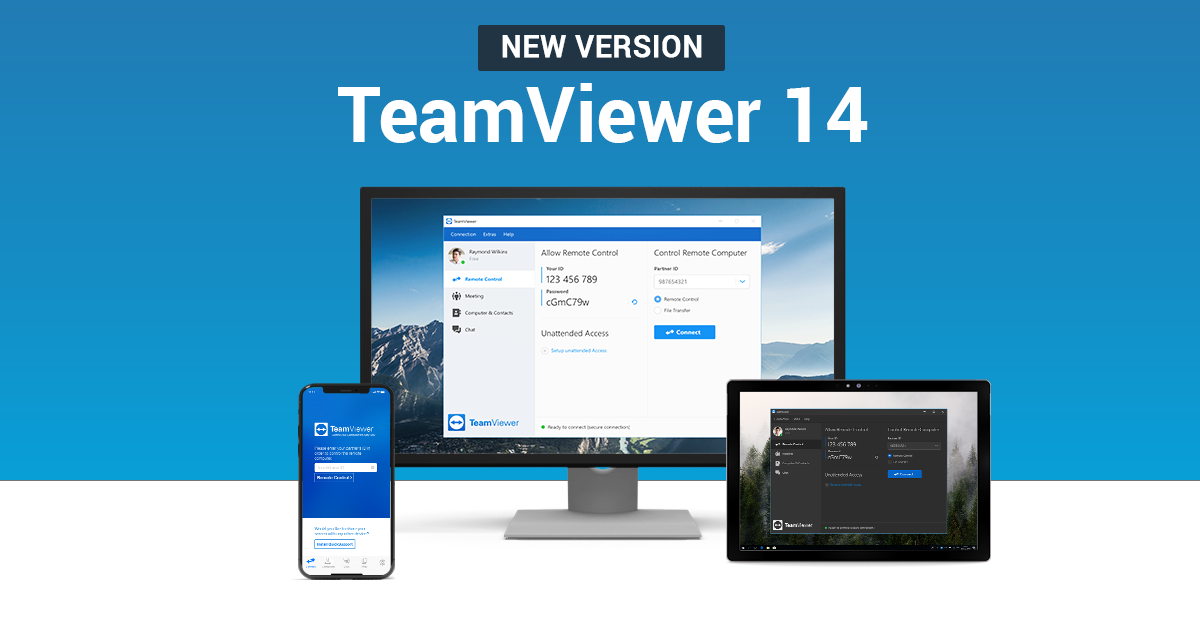 TeamViewer/QuickSupport 14 1 87 Remote Control with Android