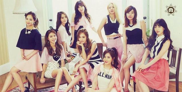 Kesibukan Girls' Generation (SNSD) di Luar Musik