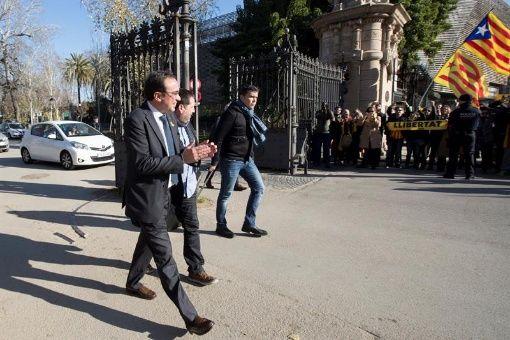Cataluña prevé iniciar acción judicial contra Gobierno español