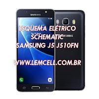 Esquema Elétrico Celular Smartphone Samsung Galaxy J5 (2016) Duos J510FN Manual de Serviço  Service Manual schematic Diagram Cell Phone Smartphone Samsung Galaxy J5 (2016) Duos J510FN