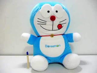 Boneka doraemon lucu