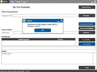 Download Qualcomm Flash Image Loader (QFIL Tools) All Version