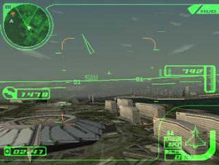 Ace Combat 3 ISO