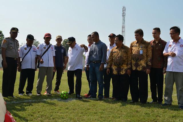 Liga U-12 Piala Menpora 2017 Zona LIOT, Dibuka