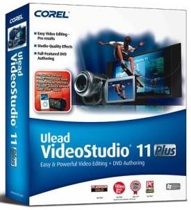 Ulead VideoStudio 11 Plus full โปรแกรมตัดต่อวีดีโอดาวน์โหลดฟรี