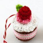 Patrones gratis cupcake amigurumi Free amigurumi patterns sweets