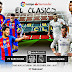 Barcelona x Real Madrid, (El Clássico, 03/12/2016) - Prognóstico, Horário, TV e Data
