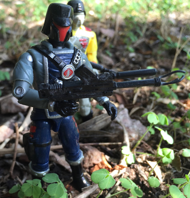 1991 Interrogator, 1989 Python Patrol Crimson Guard