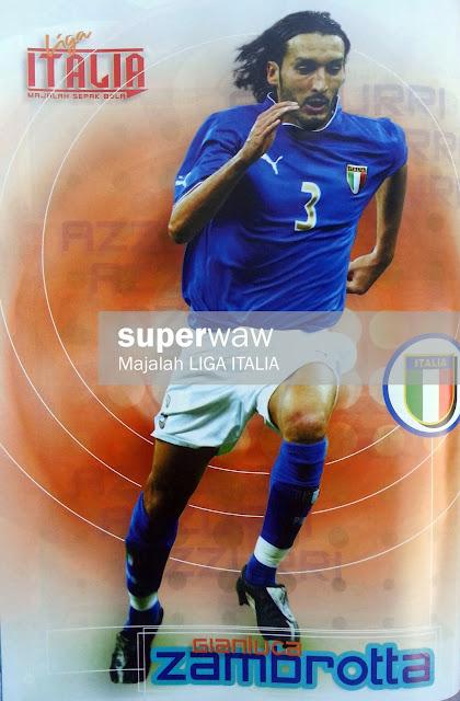 Gianluca Zambrotta Italy