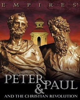 Πετρος Και Παυλος Και Η Χριστιανικη Επανασταση | Δειτε Ντοκιμαντέρ με ελληνικους υποτιτλους