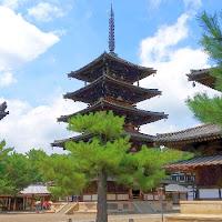 聖徳太子建立七大寺