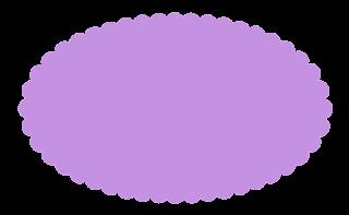 Etiquetas Ovaladas de Colores para Imprimir Gratis.