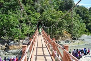 harga tiket masuk ke Taman Negara di Penang malaysia
