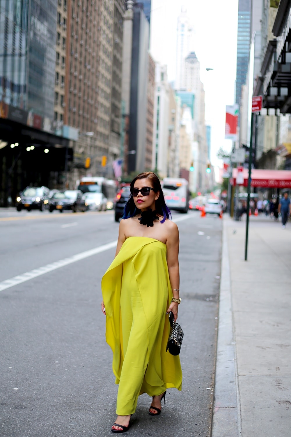 New York Fashion Week 2016- Day 2- Streetstyle- Crystal Phuong