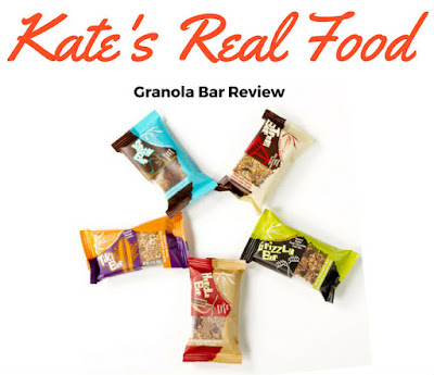 Kate's Real Food product review, Stash Bar, Tiki Bar