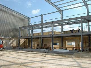 Xây dựng nhà xưởng nhơn trạch đồng nai