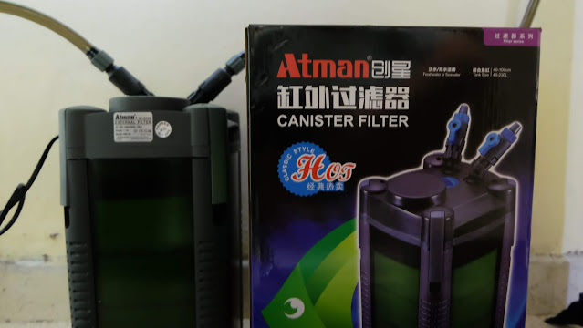 Filter Canister Aquascape