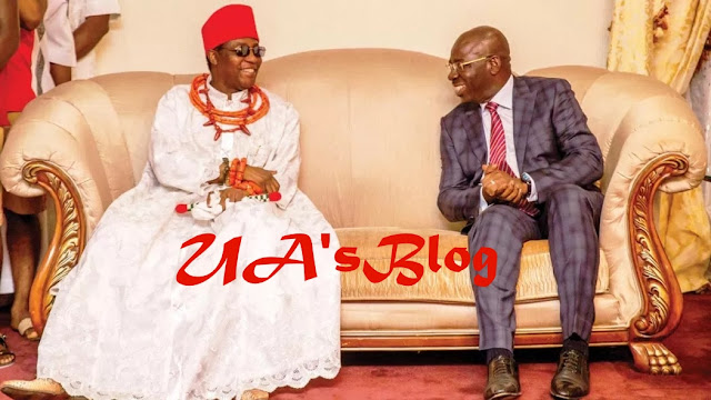 Oba Of Benin Reversal 'Curses And Oaths' Placed On Human Trafficking Victims