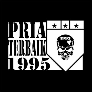 Pria Terbaik 1995 Free Download Vector CDR, AI, EPS and PNG Formats