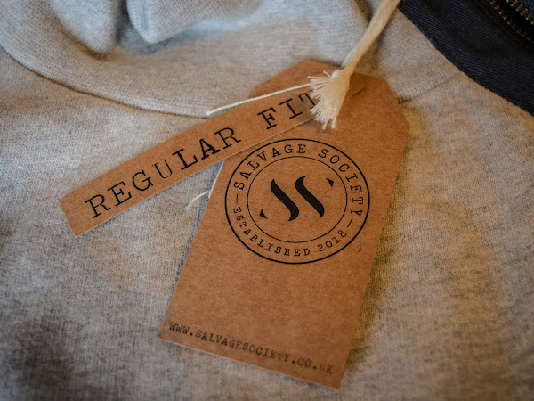 Salvage Society Organic Clothing - it's the way forward!