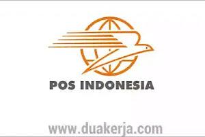Loker Terbaru PT Pos Indonesia untuk SMA SMK Tahun 2019