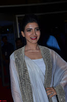 Samantha Ruth Prabhu cute in Lace Border Anarkali Dress with Koti at 64th Jio Filmfare Awards South ~  Exclusive 017.JPG