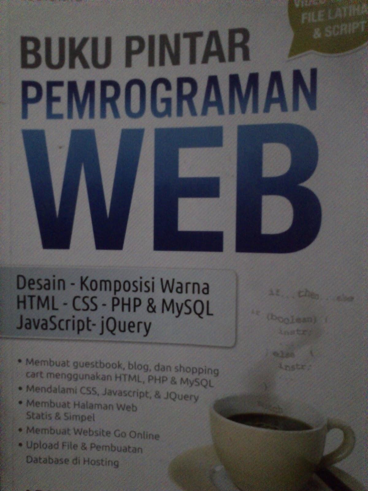 Buku Pemrograman Web Pdf