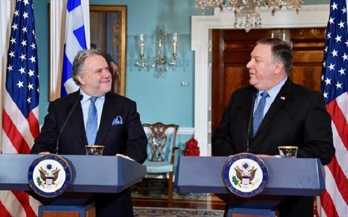 ΗΠΑ-Ελλάδα: Κοινό ανακοινωθέν για τον στρατηγικό διάλογο