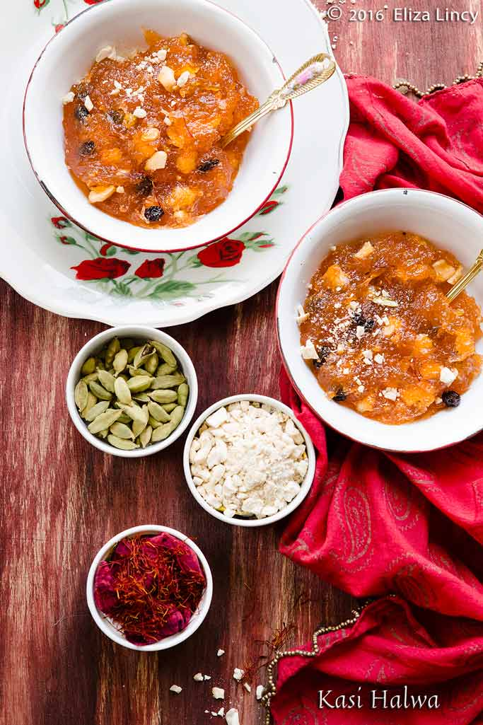 Kashi Halwa recipe