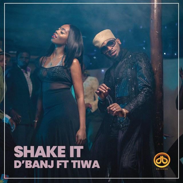 D'Banj ft. Tiwa Savage - Shake It (Afro Beat)