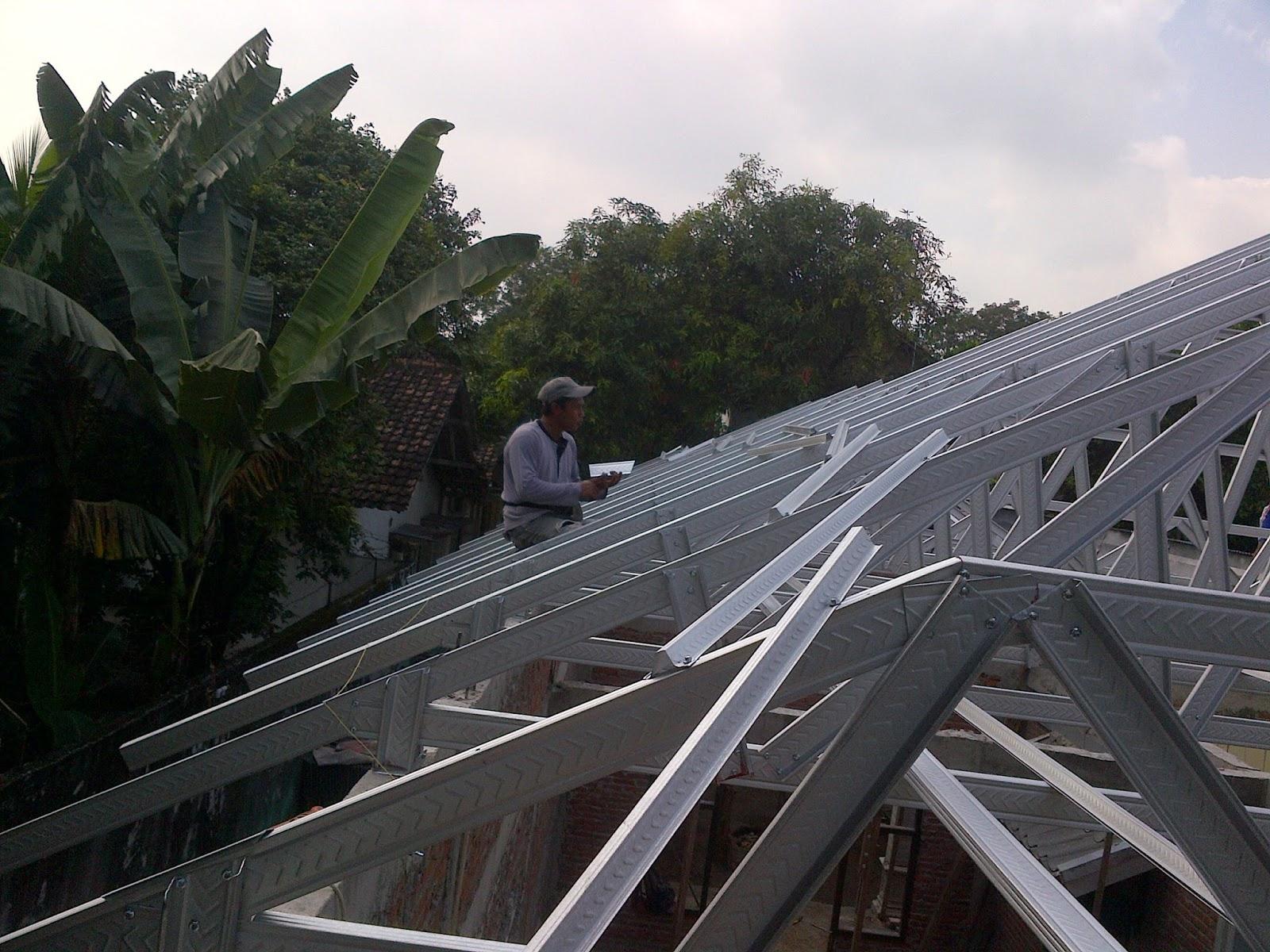 baja ringan kencana kediri tukang bangun rumah borong bangunan renovasi ruko