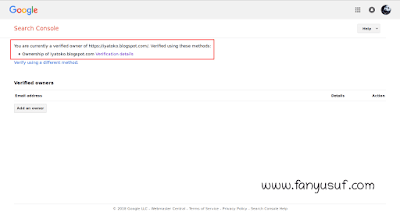 cara submit blog ke webmaster tool/search console