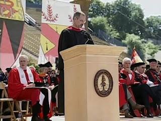 Steve Jobs's speech - June 12, 2005 - Stanford University