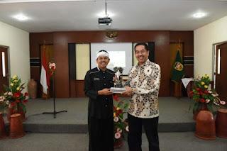 """Pemkab Purwakarta Launching """"Kampung Gaul"""""""