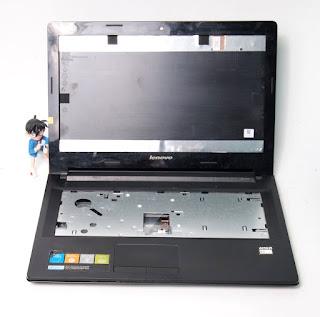 Casing Lenovo G40-45 bekas