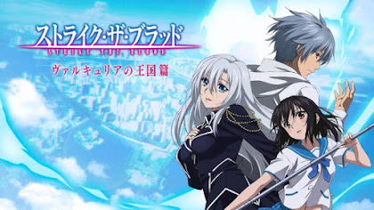 Strike The Blood II Todos os Episódios Online