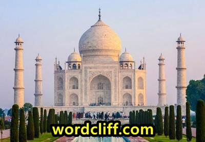 Contoh Descriptive Text Tentang Taj Mahal