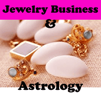 jewelry business and astro advice