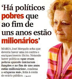 políticos impunes corruptos ricos