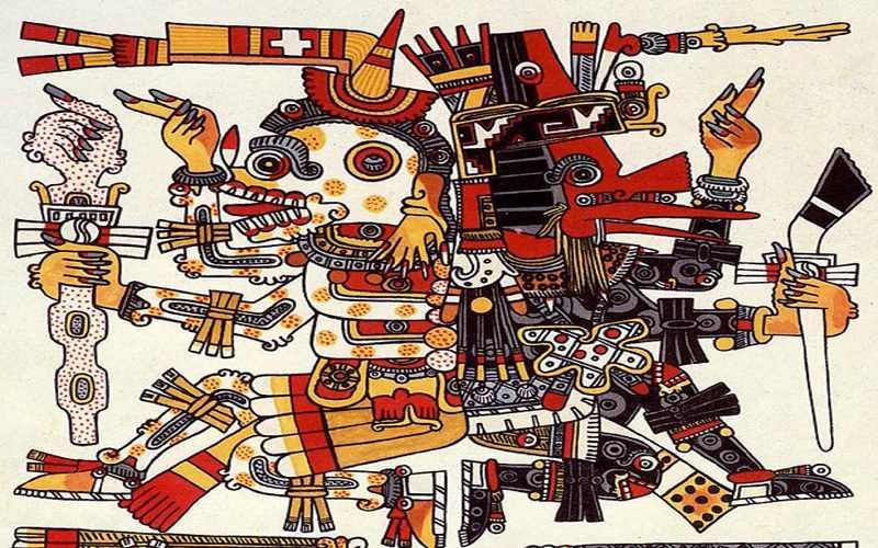 Ehecatl: O Deus do Vento Asteca