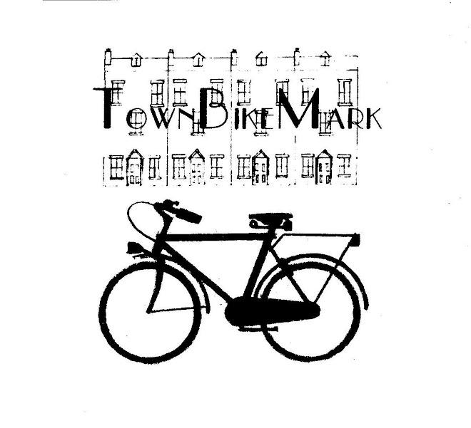 TownBikeMark: Das Fahrrad and Other German Bikes