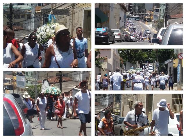 Romaria de São Lázaro: Uma demonstração de fé nas ruas do Rio Vermelho