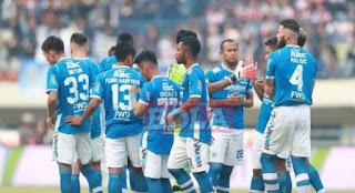 Persib Daftarkan 29 Pemain untuk Liga 1 2019, Minus Fabiano Beltrame