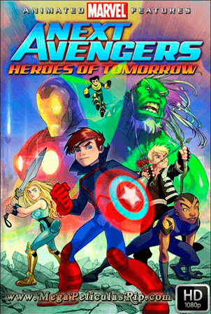 Nuevos Vengadores: Heroes Del Mañana [1080p] [Latino-Ingles] [MEGA]