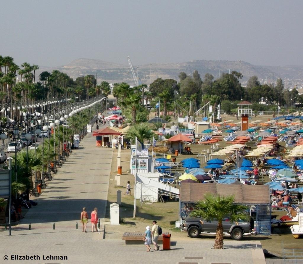 Exploring Cyprus: Larnaca: The City