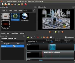 OpenShot Video Editor 2.3.1 Multilingual