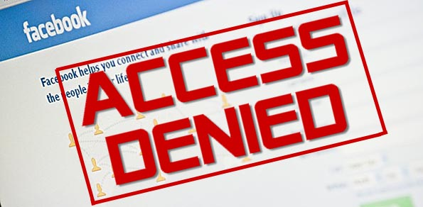 Layanan Facebook Diancam Akan Diblokir Pemerintah