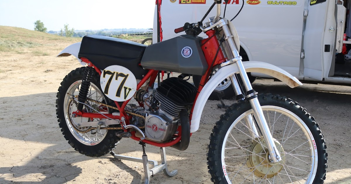 Oldmotodude cz motocrosser 77v at the rocky mountain for Rocky mountain motor sports